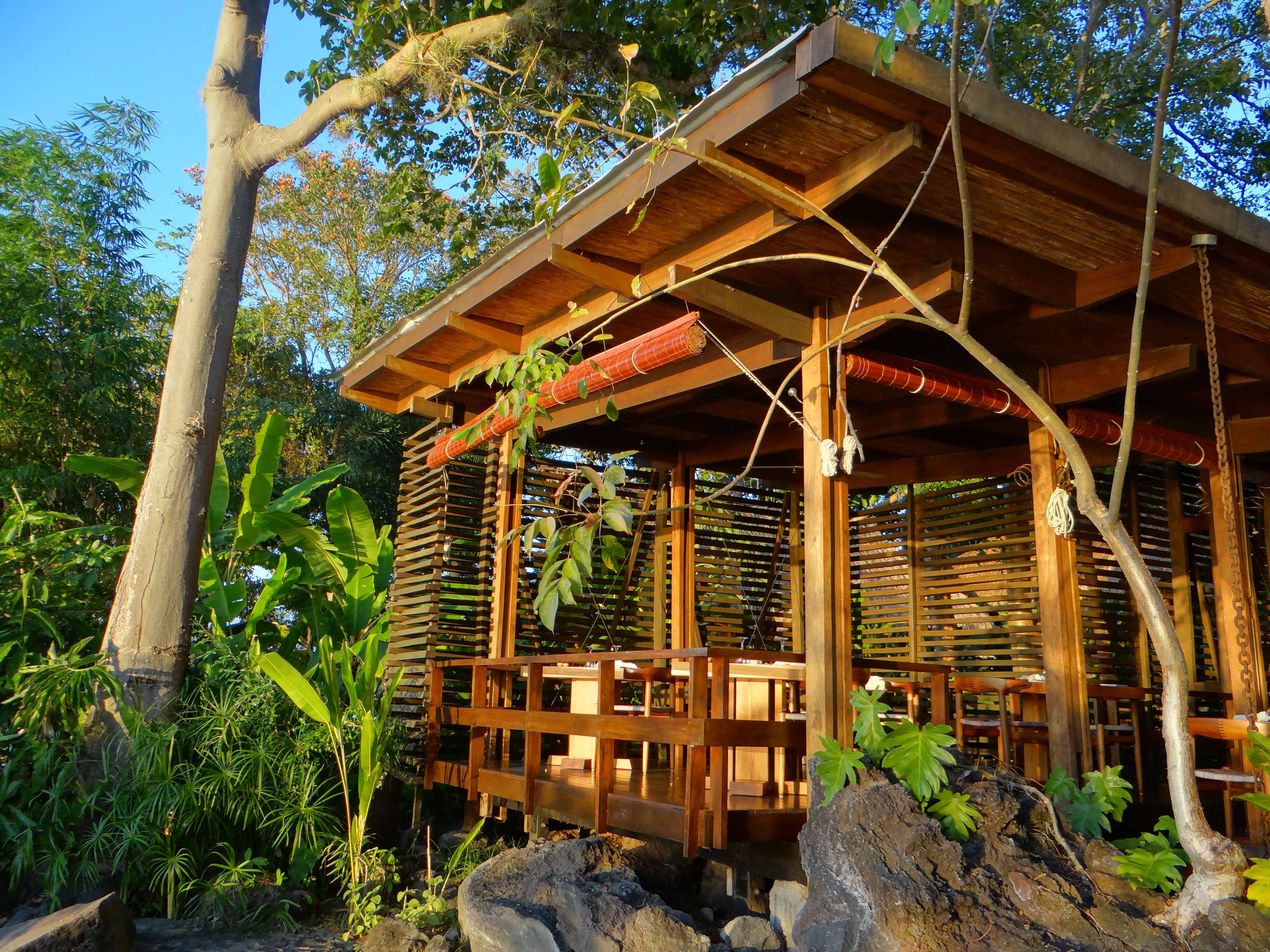 The Design Of Jicaro Island Ecolodge